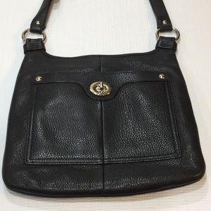 Like new!  Coach Penelope Soft leather cr…